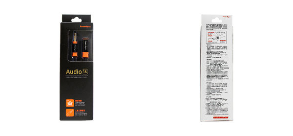 群加 Powersync 3.5MM 尊爵版  鍍金接頭 立體音源延長線公對母【圓線】/1.8M(35-KRMF180)