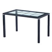 【YFS】康拉德4.3尺餐桌-130x80x75cm