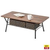 ◆折疊桌 SHELFY 9540 DBR NITORI宜得利家居