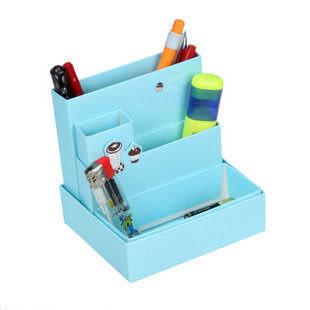 糖果風卡通DIY桌面雜物整理收納盒 ^2691^ 70g 3個