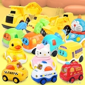 兒童玩具車慣性玩具男孩寶寶小汽車1消防車耐摔工程車 千千女鞋