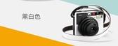 Leica/徠卡 徠卡SOFORT相機背帶 黑白色  薄荷綠  橘色19512~14 極客玩家
