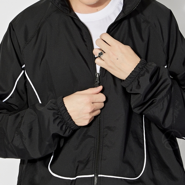 Nike AS M Throwback Jacket 男 黑 運動 休閒 長袖 外套 CV1932-011