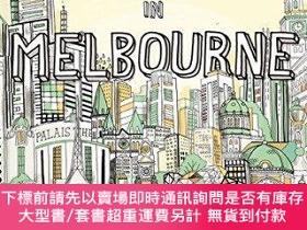 二手書博民逛書店All罕見the Buildings in Melbourne: ...that I ve Drawn so Fa
