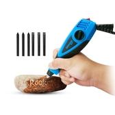 電動雕刻筆雷銘雕刻機小型電動刻字筆雕刻筆金屬不銹鋼刻字打標木工雕刻機夢藝家