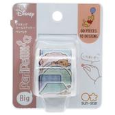 SUN-STAR PeriPetta 裝飾貼紙膠帶捲 對話框大款 迪士尼 小熊維尼_UA59562
