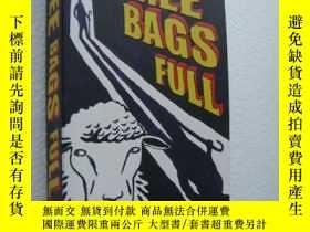 二手書博民逛書店THREE罕見BAGS FULL(英文原版)Y85718 LEO