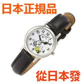 ◇Snoopy◇ 新品 日本正規品 日本直送 免運費 CITIZEN 女士手表 儿童手表 ≪PEANUTS×黑帶≫
