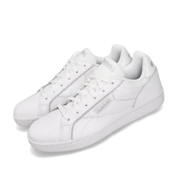 【海外限定】 Reebok 休閒鞋 Royal Complete Clean LX 女鞋 小白鞋 【PUMP306】 CN3132
