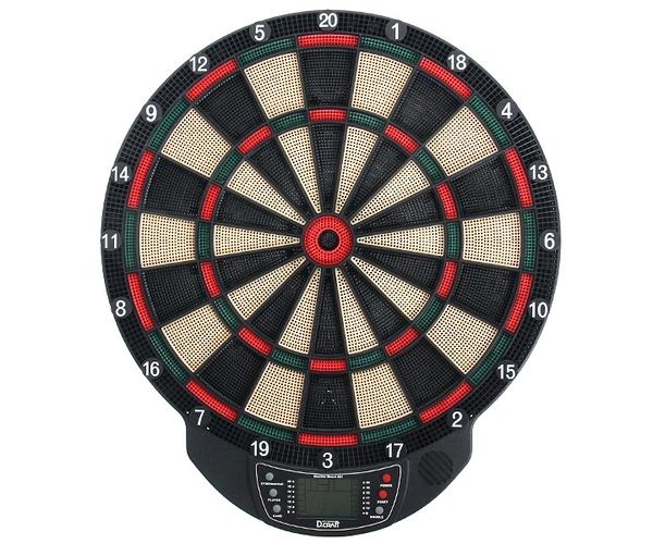 【D.Craft】Electric Board 501 Green/Red (寄送僅限台灣地區;無法超商取付) 鏢靶 DARTS BOARD