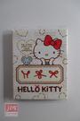Hello Kitty 凱蒂貓 四折便利貼 白色 KRT-963398