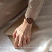 別樣韓風簡約chic復古小表盤細帶鍊條手鐲文藝百搭氣質手錶女A109 夏洛特居家