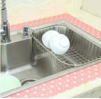 預購-廚房防水條衛生間客廳水槽防黴潮膠帶牆角線貼 防水密封條 30*2600mm