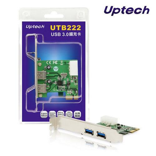 登昌恆 UTB222 USB3.0 擴充卡 Uptech