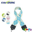 【Tempa】KAVABORG 烏克麗麗背帶-格紋雙色 (顏色隨機)