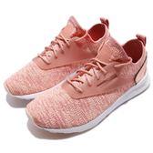 Reebok 休閒慢跑鞋 Zoku Runner Shimmer 襪套式 粉紅 金 女鞋 【PUMP306】 CM9412