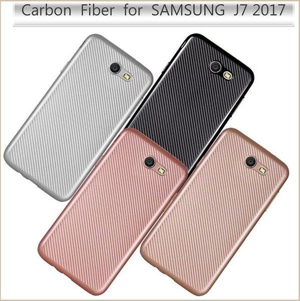 防摔軟殼 三星 Galaxy J7 Pro 2017版 手機殼 防摔 透氣 斜紋軟殼 全包邊 J730 超薄 簡約 軟殼