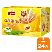 立頓 即溶奶茶粉(隨身包) 20g(10入x24盒)/箱【康鄰超市】