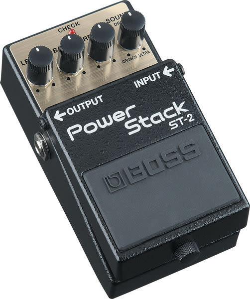 【金聲樂器廣場】全新 BOSS ST-2 效果器 ST 2 Power Stack