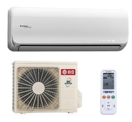【91 3c】日立 2.2kw 頂級變頻 冷暖 RAS-22NK 一對一壁掛式冷氣 含標準安裝