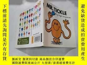 二手書博民逛書店罕見mr.tickle:撓癢癢先生1Y212829