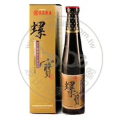 螺寶黑豆純釀原汁蔭油清 (420ml/瓶) – 丸莊