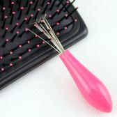 梳子清理器 梳子刷 頭髮掃把 清潔器 清頭髮 刷子 清潔棒 清理梳子工具 毛髮  【E011】慢思行