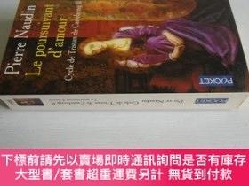 二手書博民逛書店法文原版罕見Tristan de Castelreng, tome 2 : Le Poursuivant d am
