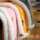 雙層加厚兒童毛毯被子羊羔絨小毛毯蓋毯辦公室午睡毯【淘嘟嘟】