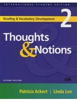 二手書博民逛書店《Thoughts and Notions》 R2Y ISBN: