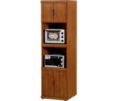 櫥櫃餐櫃TV 395 1 凱西柚木2 尺收納櫃【大眾家居舘】
