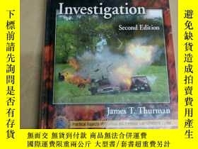 二手書博民逛書店Practical罕見Bomb Scene Investigat