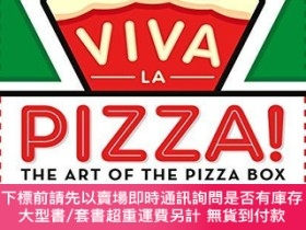 二手書博民逛書店Viva罕見La Pizza!Y255174 Scott Wiener Melville House 出版2