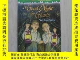 二手書博民逛書店A罕見Good Night for GhostsY11195 M