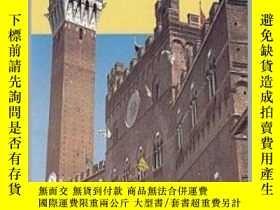 二手書博民逛書店Siena:罕見Guide with Town PlanY346
