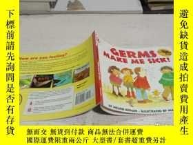 二手書博民逛書店Germs罕見Make Me Sick! (Revised Edition)細菌讓我生病!Y200392