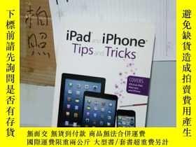 二手書博民逛書店罕見實拍;Ipad and Iphone Tips and Tr