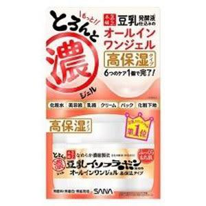 ★極品世界★ SANA 豆乳美肌多效保濕凝膠霜/濃潤 100g