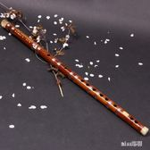 笛子樂器成人初學零基礎竹笛兒童專業演奏入門橫笛  JL1949『miss洛雨』TW