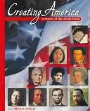 二手書《Creating America, Grades 6-8 a History of the United States: Creating America》 R2Y ISBN:061868977X