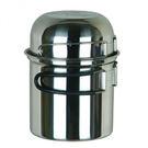 [野樂]攜帶式個人炊具 1.0+0.5L(ARC-301)
