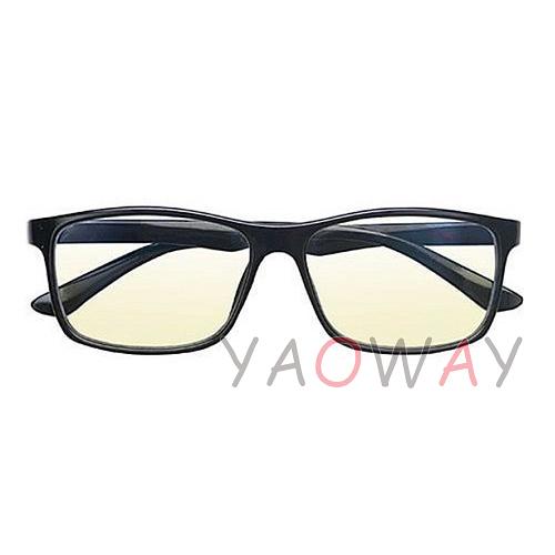 【耀偉】濾藍光眼鏡 透霧黑BL1304-BK