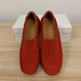 韓版厚底平底鞋豆豆鞋娃娃鞋(36號/777-1907)