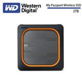 WD My Passport Wireless SSD 2TB 外接式Wi-Fi固態硬碟