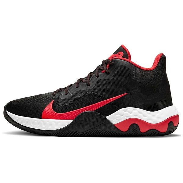 Nike RENEW ELEVATE 男鞋 籃球 柔軟 穩定 包覆 緩震 黑紅【運動世界】 CK2669-003