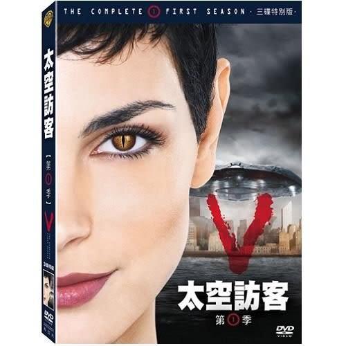 歐美影集 太空訪客 第一季 DVD  (購潮8)