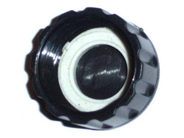 管帽1個(四分內牙末端)
