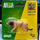 【Mojo Fun 動物星球頻道 獨家授權】 迷你獅子 387401