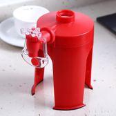可樂瓶倒置飲水器迷你立式飲水機手壓式雪碧瓶倒置器   XY3489 【KIKIKOKO】 TW