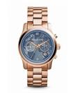 『Marc Jacobs旗艦店』美國代購 Michael Kors 浮雕地球數字雙眼腕錶|100%全新正品|特價 ViVi歐日韓連線